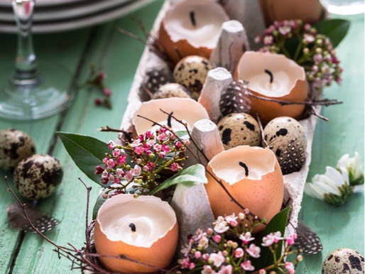 Home Decor: Easter Decoration