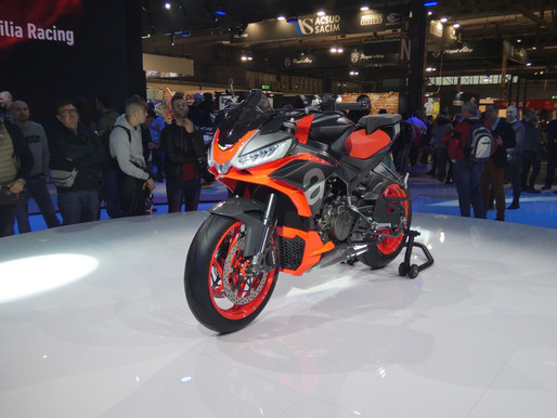 Journal: Eicma 2019