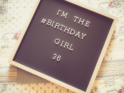 Journal : I'm The Birthday Girl