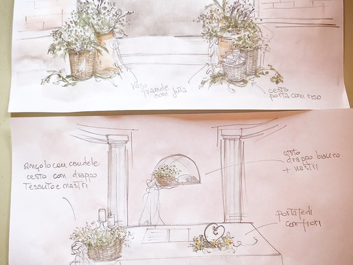 My Work: Wedding Step By Step - Number 1