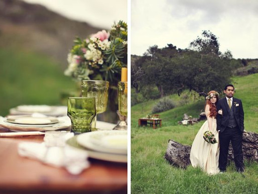Inspiration Board: a St. Patrick Day wedding