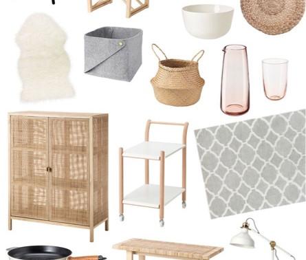Home Decor: Ikea essentials