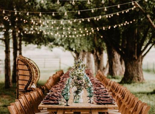 Inspiration Board: a rustic wedding in a farm.