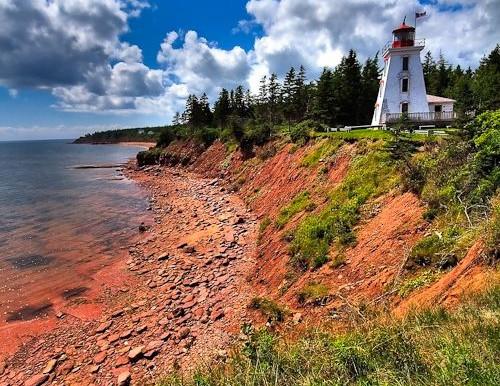 Inspiration Board: l'Isola del principe Edoardo in Nuova Scozia.