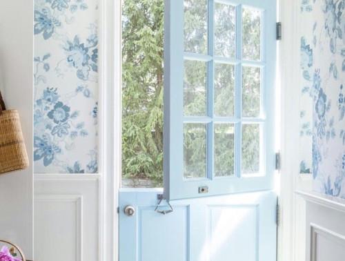 Inspiration Board: pastel doors passion