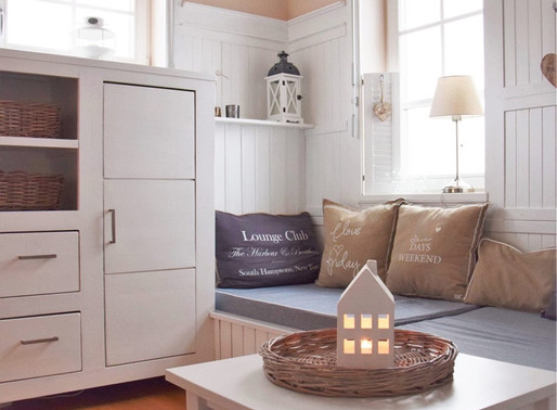 Home Decor: Ann & Jan, a nordic country home.