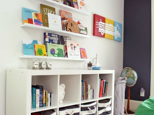 Home Decor : Kallax Ikea Kids Room