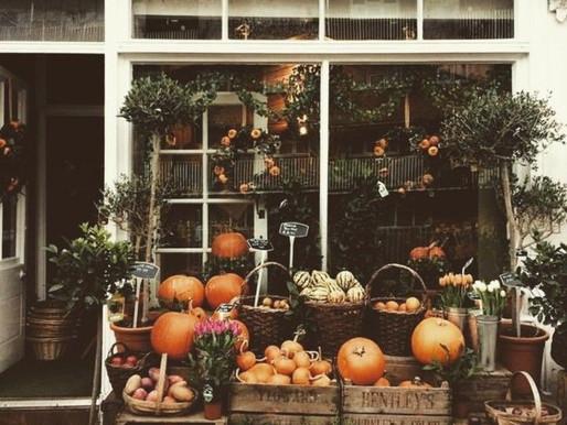 Home decor: autumn soul