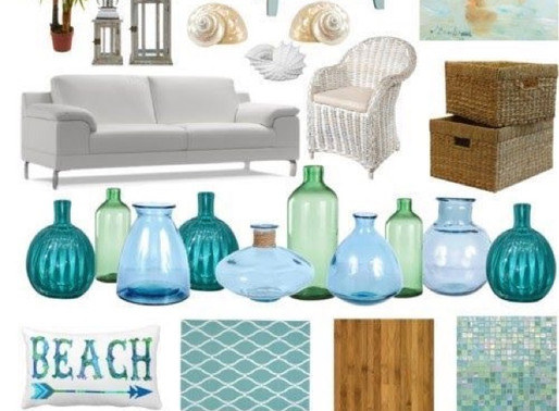 Home Decor: Coastal Style