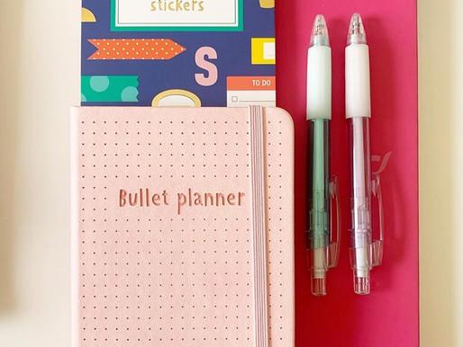 Lifestyle: Bullet Journal
