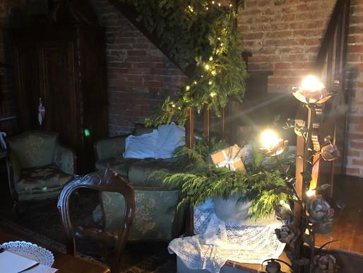 Inspiration Board: Christmas Time at Grattarola