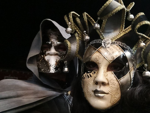 Journal: Venice, The Carnival!