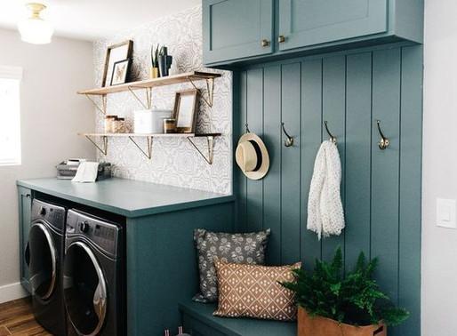 Home Decor: voglia di lavanderia.