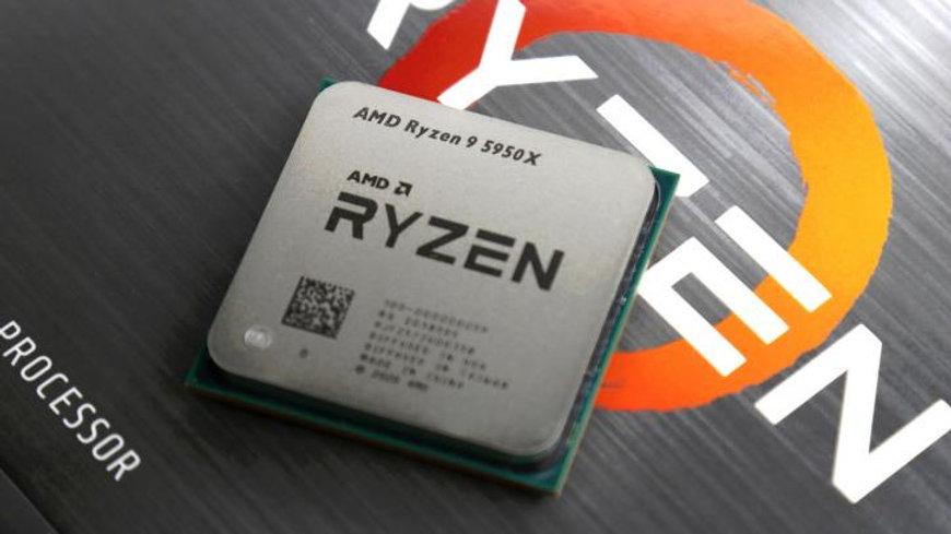AMD RYZEN 9 5950X 16 CORE CPU