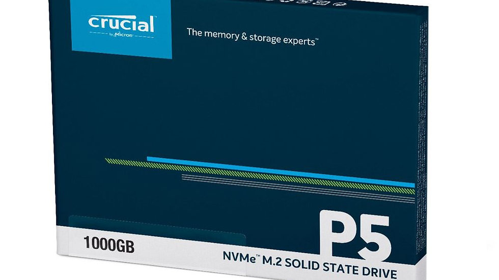 CRUCIAL P5 1TB NVM.2 3400R/3400W