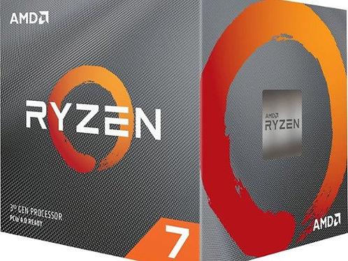 AMD - Ryzen 7 3800X 3rd Generation 8-Core - 16-Thread - 3.9 GHz (4.5 GHz Max boo
