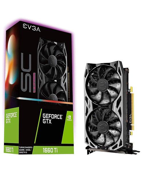 EVGA GTX1660TI SC ULTRA