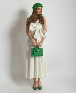 Корсет и юбка