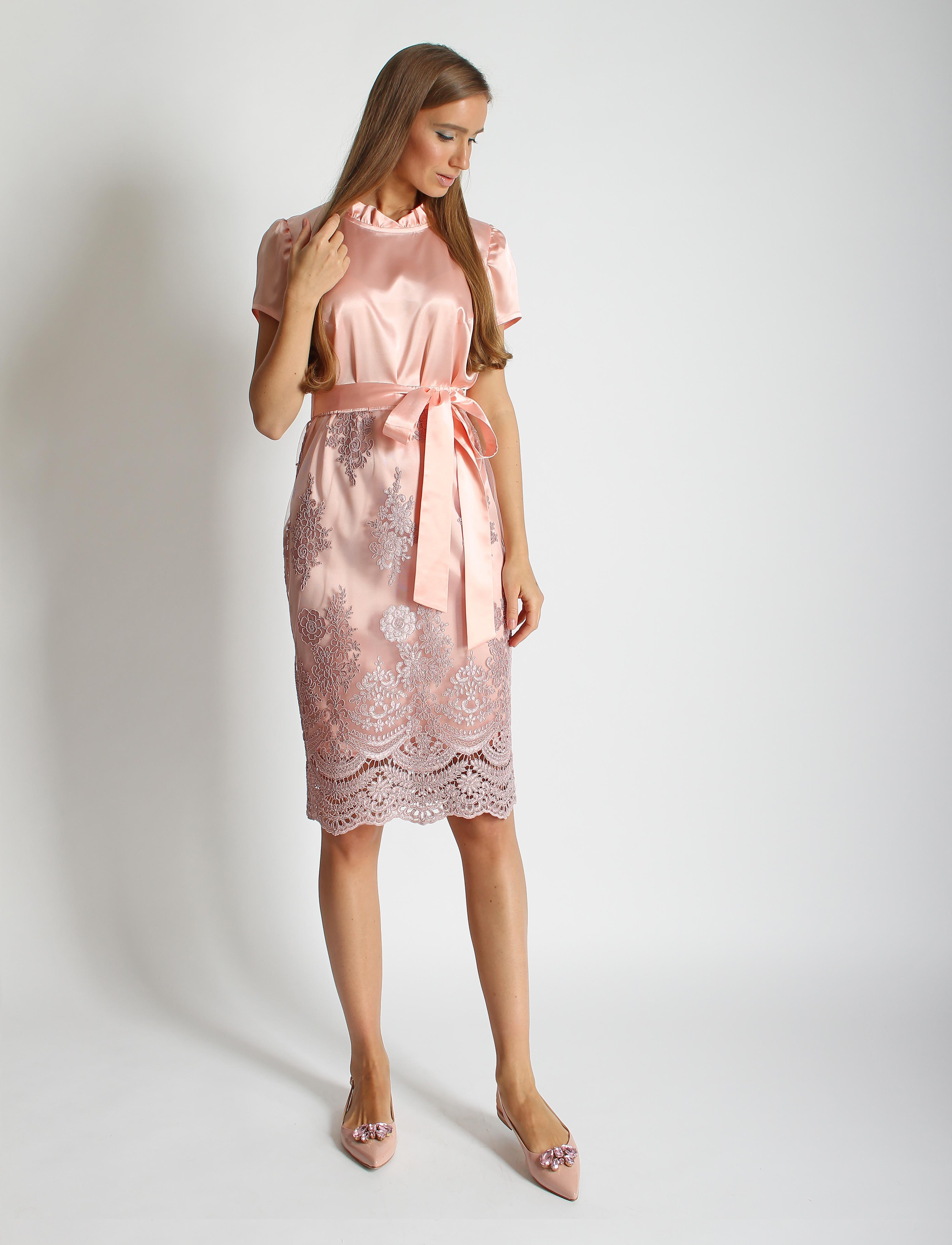 Нижнее платье и юбка