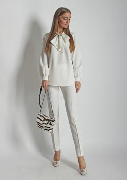 Блуза и брюки