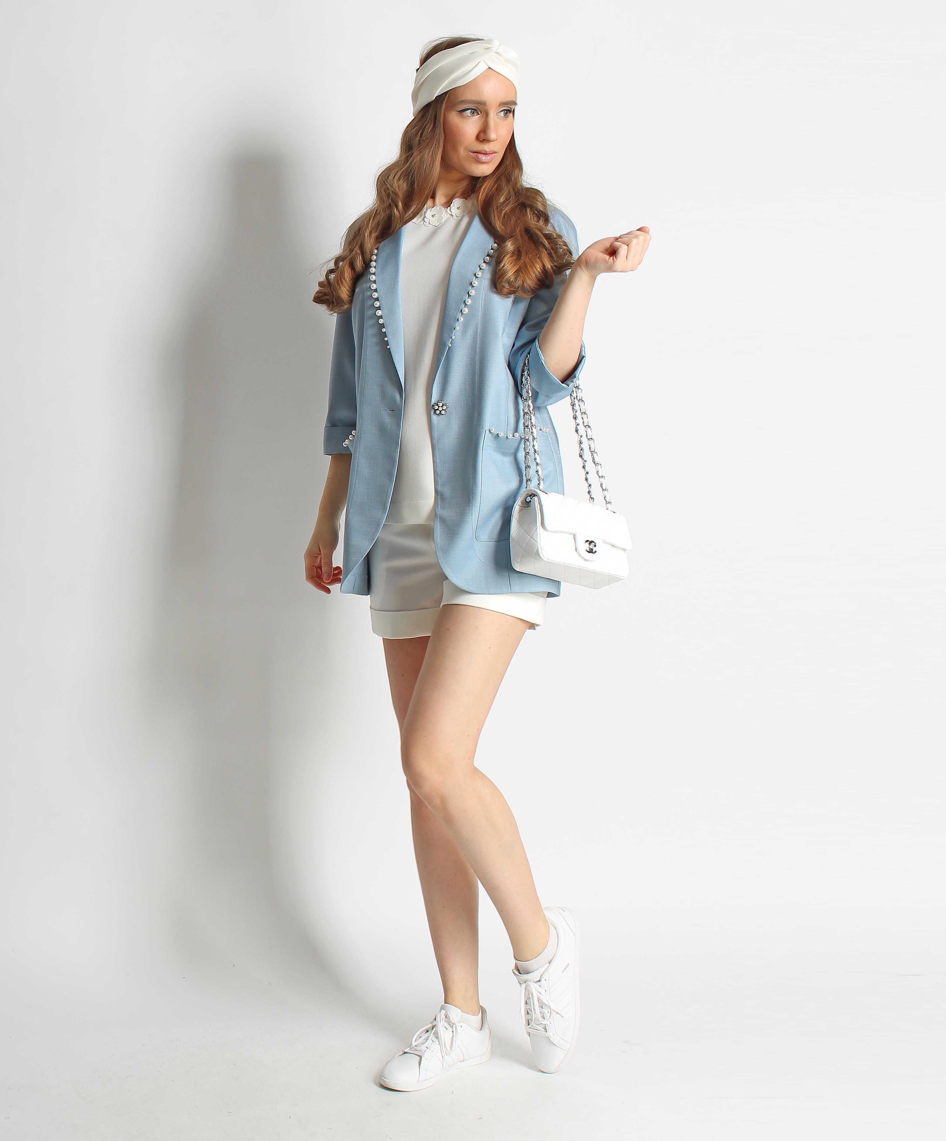 Жакет и шорты