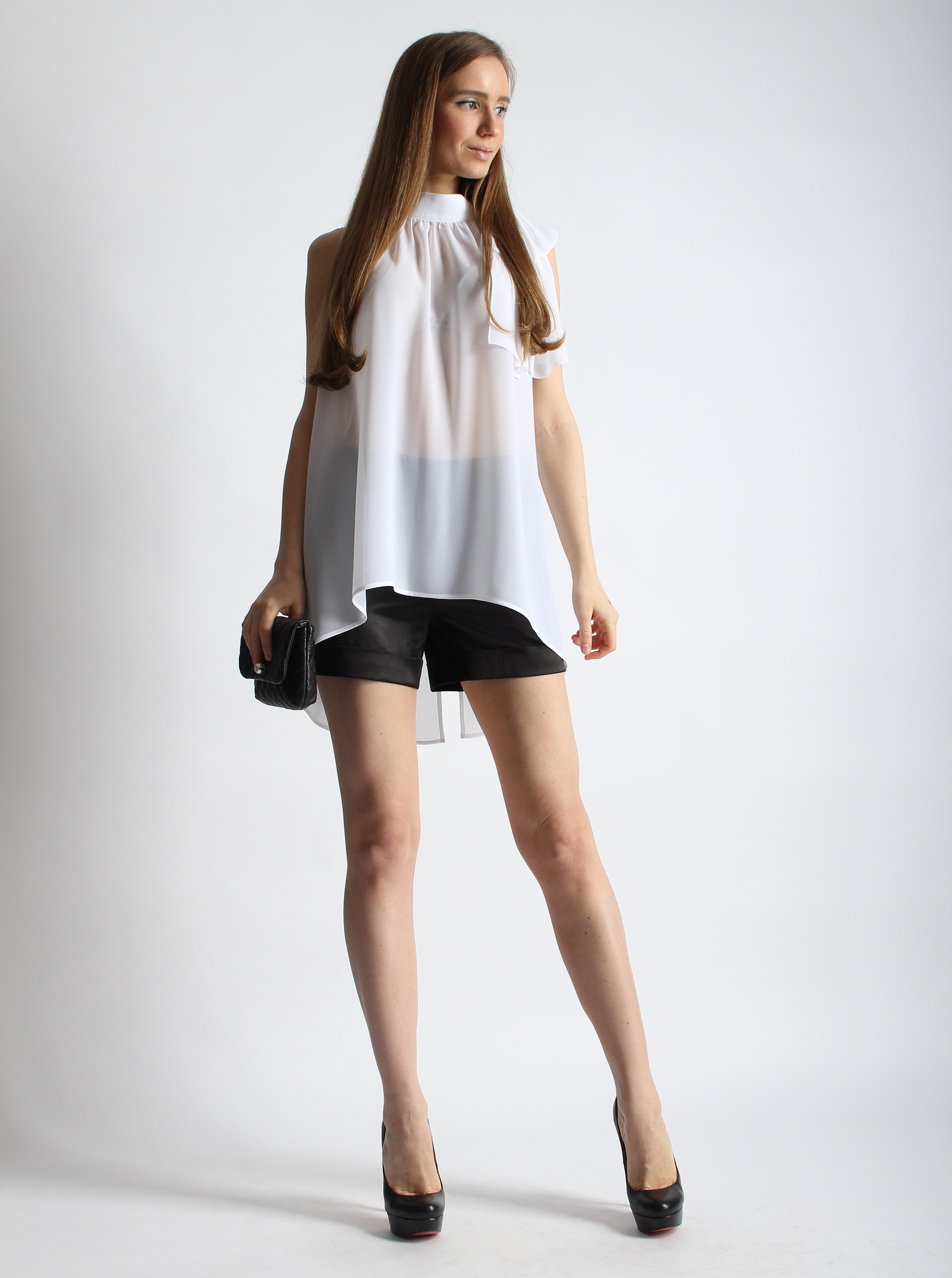 Блуза и шорты