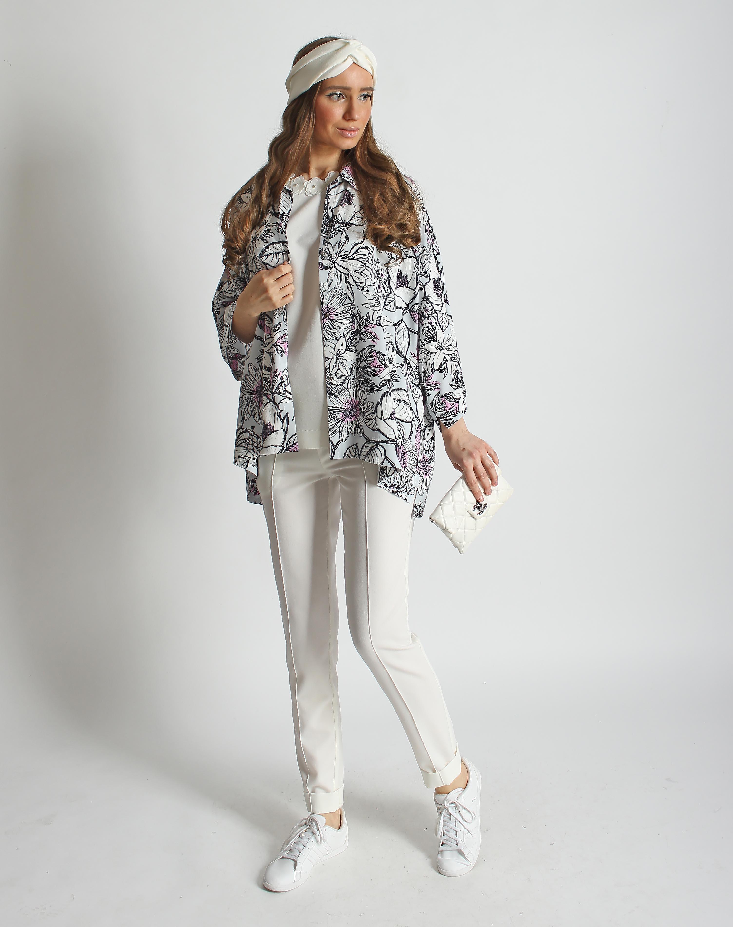 Блуза из вискозы