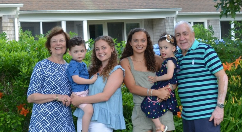 Gail Vance Civille and Family 2020