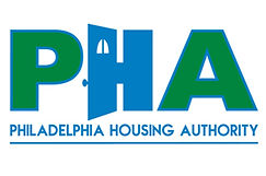 Philadelphia Housing Authority logo, which links to their website.