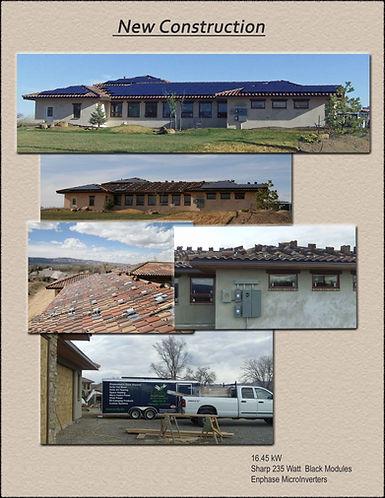 Gaggini residence, Grand Junction, CO