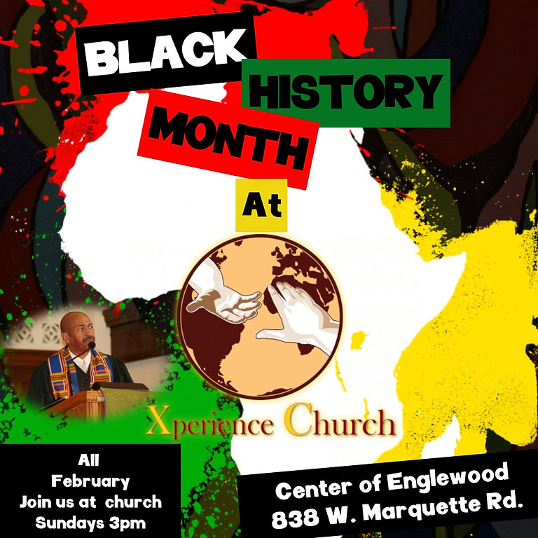Black History Month Services