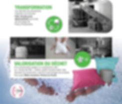 Cycle de recyclage polystyrène