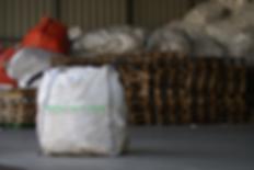 Big bag collecte polystyrène
