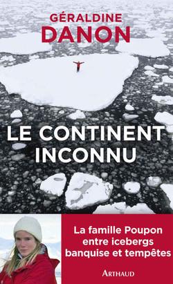 Le continent inconnu Vers le sud