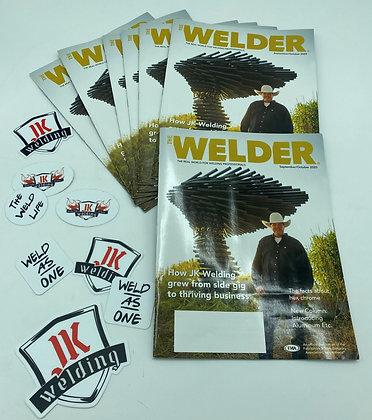 The Welder Magazine
