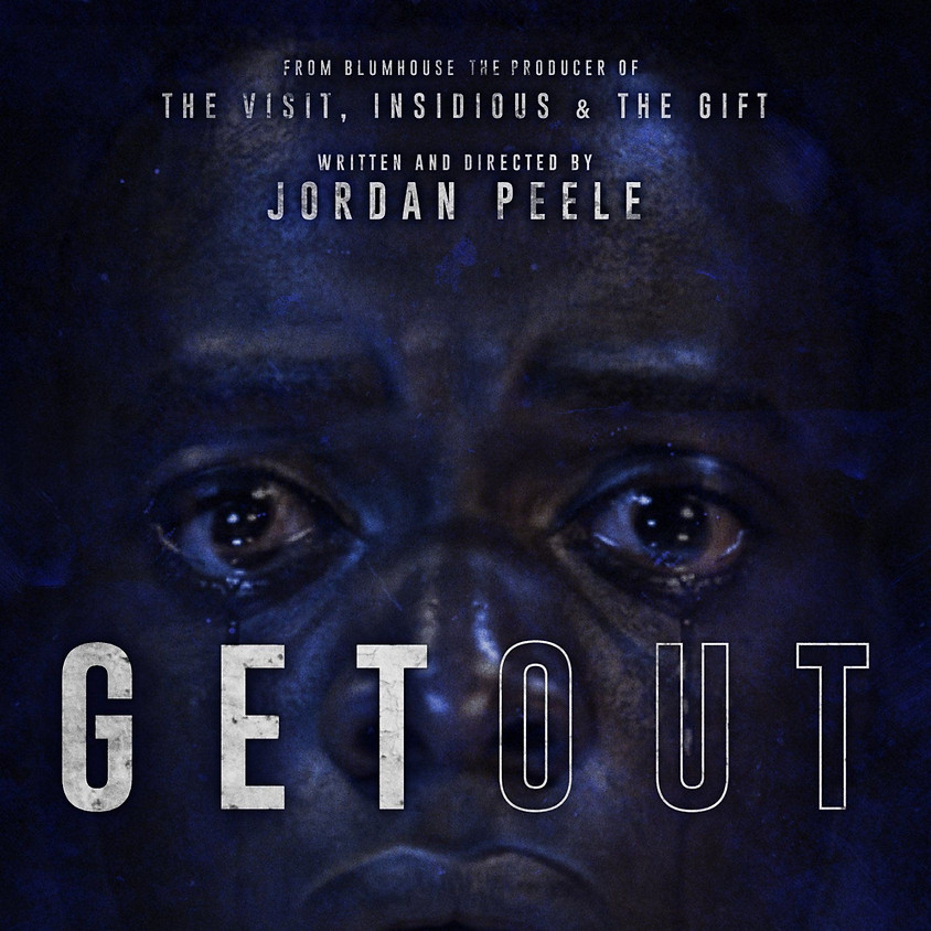Get Out, R Horror