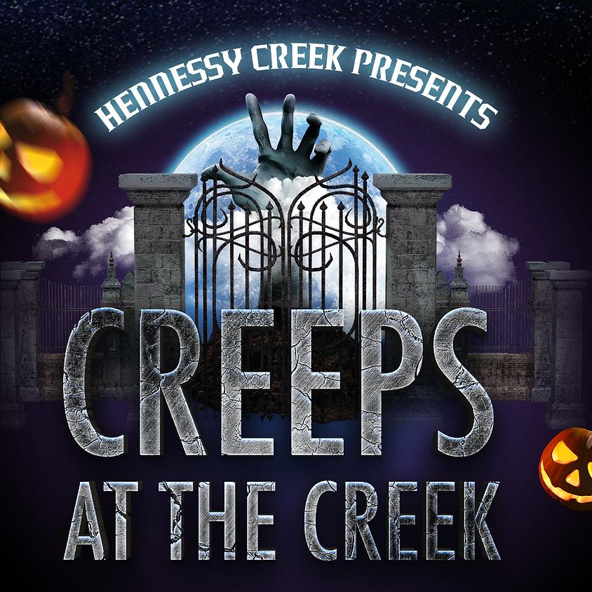 Creeps at the Creek