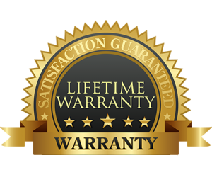 TRUE Lifetime Warranty