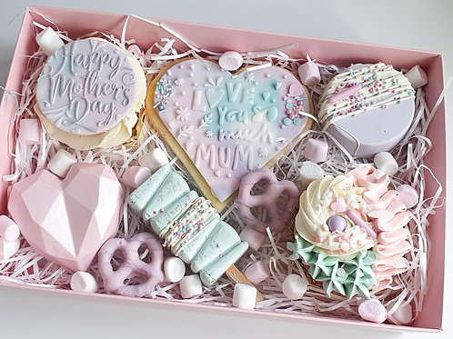 Mothers Day Treat Box £18 total cost