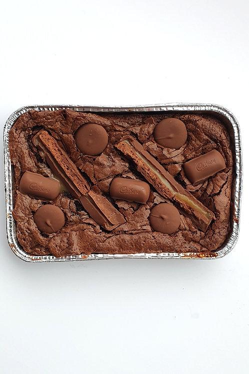 POSTAL Cadbury Caramel Brownie Sharing Tray