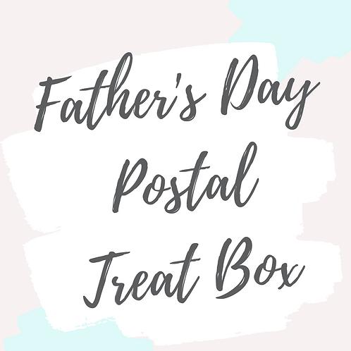 Father's Day Treat Box - POSTAL