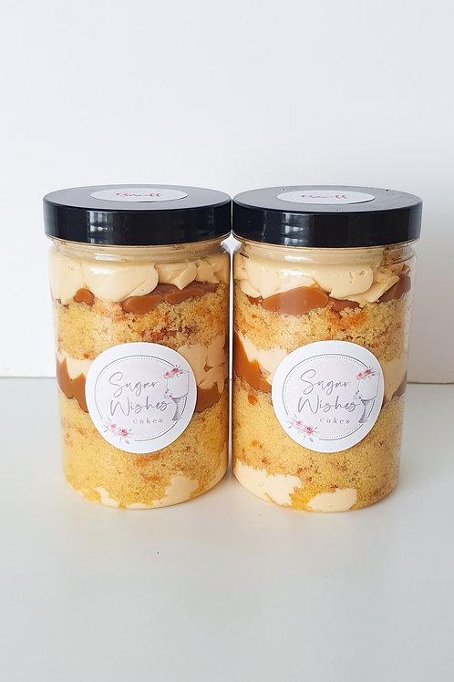 POSTAL Lotus Biscoff Cake Jar