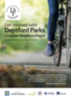 DeptfordFolk Deptford Parks Liveable Neighbourhood Healthy Streets