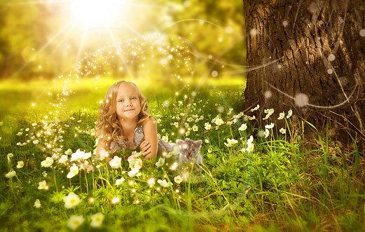 Energetische Hulp Bij Overprikkeling voor kinderen