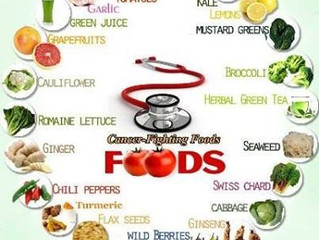 Benefits of good nutrition during cancer treatment