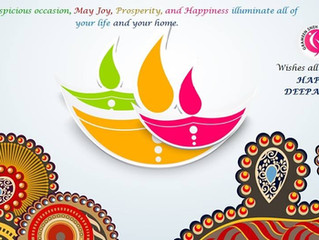 Deepawali Wishes - Team GSF