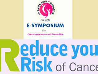 E-Symposium for Cancer Awareness & Prevention