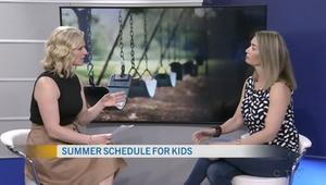 Summer Transition For Kids with Annette Goerner at CTV Morning Live