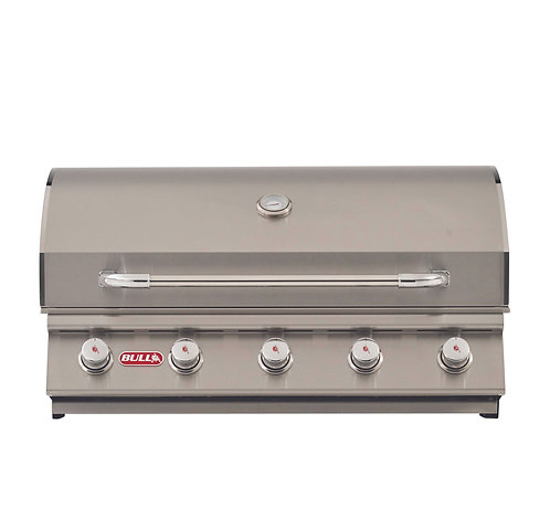 Bull Renegade Built-In 5 Burner Gas Barbecue