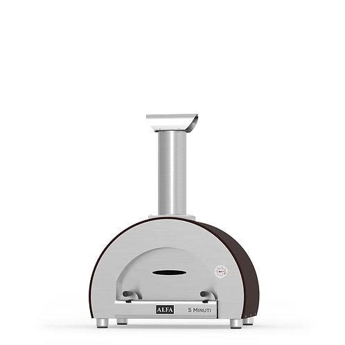 Alfa 5 Minuti Wood-fired Pizza Oven Top